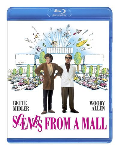 Scenes From A Mall Midler Allen Blu Ray Ws R