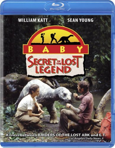 Baby Secret Of Lost Legend Katt Young Blu Ray Ws Pg