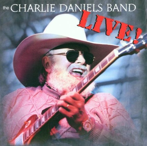 Charlie Daniels Band Live Record Greatest Hits