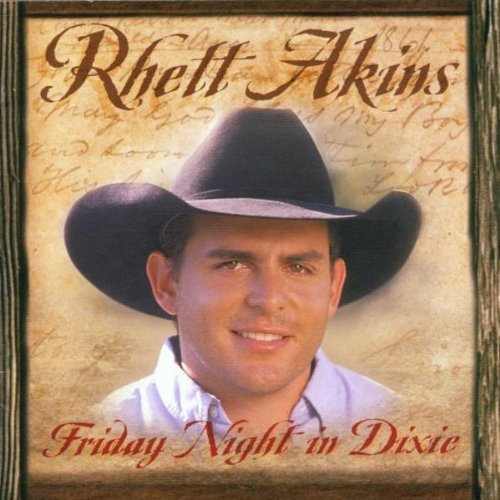 Rhett Akins Friday Night In Dixie
