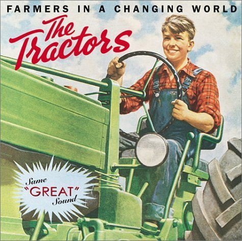 Tractors Farmers In A Changing World Incl. Bonus Track