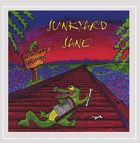Junkyard Jane Washboard Highway