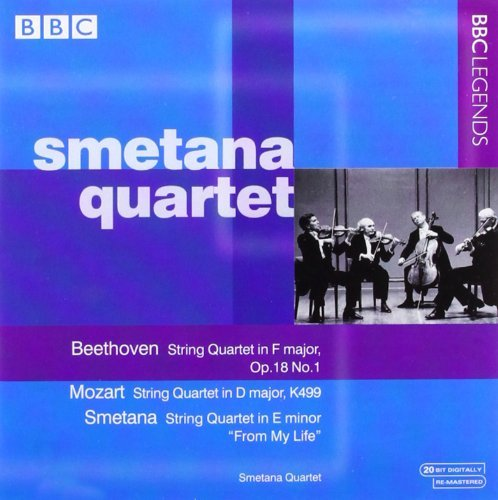 Ludwig Van Beethoven String Quartet In F Major Smetana Qt
