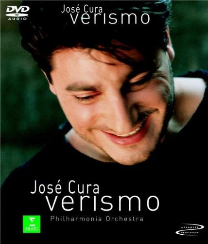 Jose Cura Verismo DVD Audio Cura (ten) Cura Po