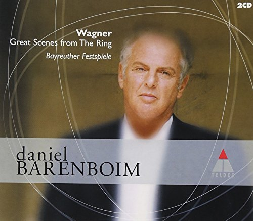 Daniel Barenboim Conducts Great Scenes From The Barenboim Berliner Phil
