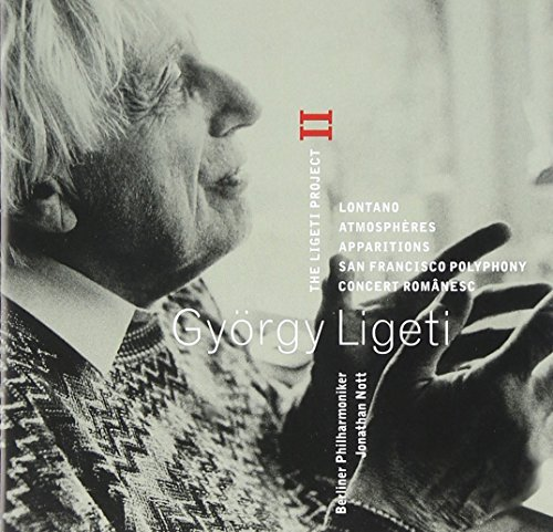 G. Ligeti Vol. 2 Ligeti Project Lontano Nott Berlin Phil