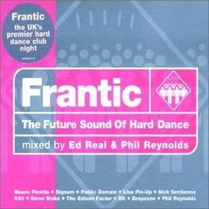 Frantic Future Sound Of... Frantic Future Sound Of... Import Gbr