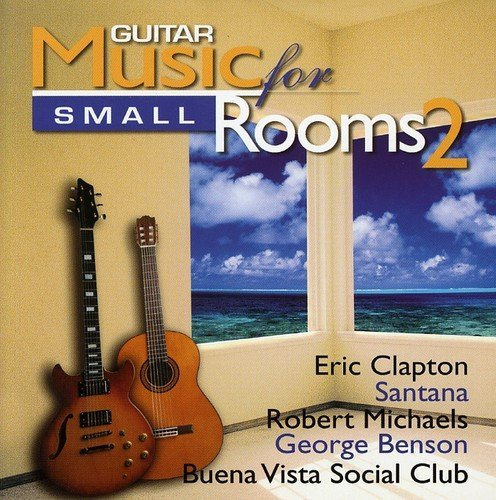 Guitar Music For Small Rooms Vol. 2 Guitar Music For Small Import Can