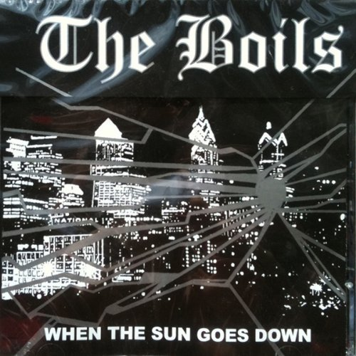 Boils When The Sun Goes Down Ep Redu