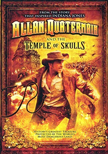 Allan Quatermain & The Temple Allan Quatermain & The Temple Nr