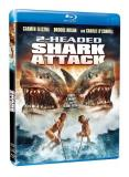 2 Headed Shark Attack Electra Hogan O'connell Ws Blu Ray Nr