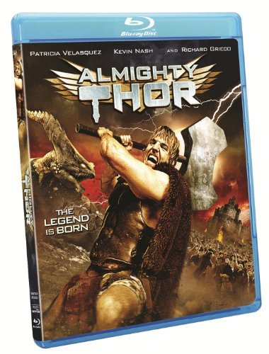 Almighty Thor (2011) Deal Velasquez Nash Ws Blu Ray Nr