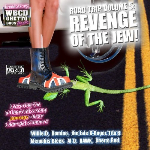 Road Trip Vol. 5 Revenge Of The Jew Explicit Version Road Trip