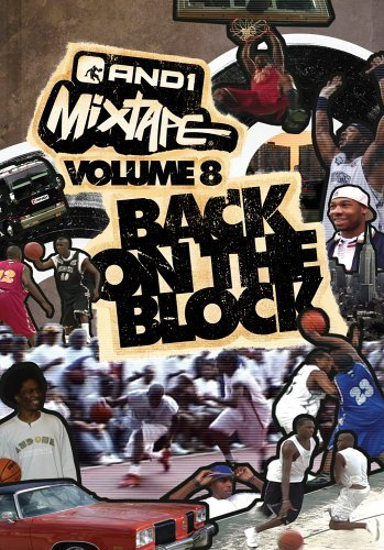 And1 Mixtape Vol. 8 Back On The Block Nr