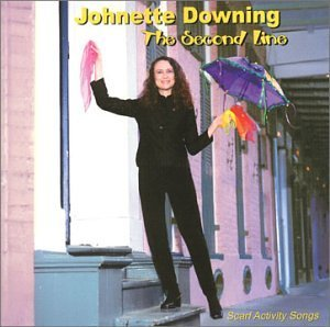 Johnette Downing Second Line Scarf Activity Son
