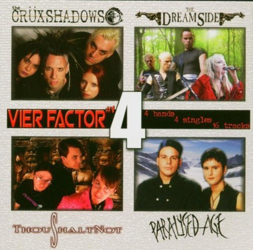 Cruxshadows Dreamside Thoushal Vier Factor 1