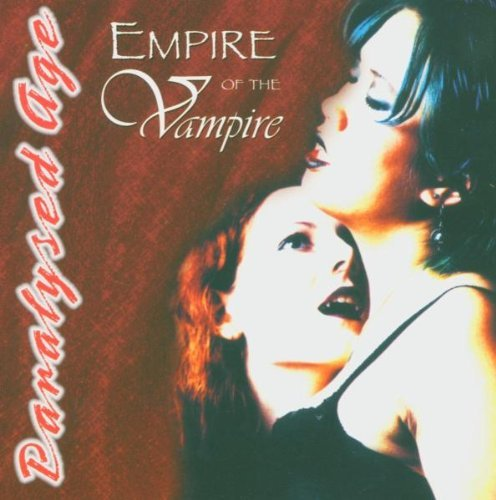 Paralysed Age Empire Of The Vampire Incl. Bonus Tracks