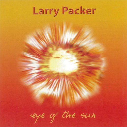 Larry Packer Eye Of The Sun