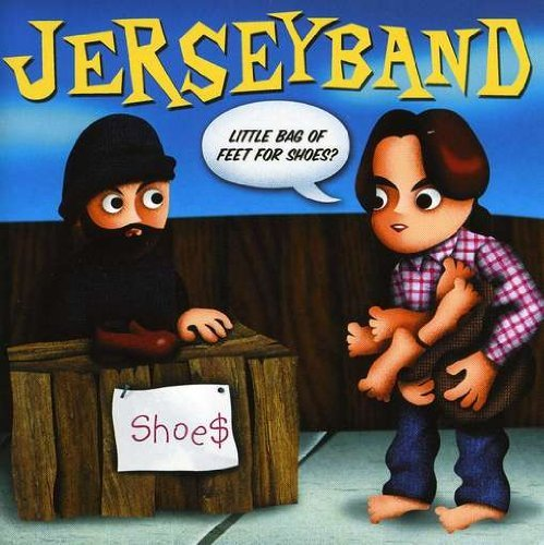 Jerseyband Little Bag Of Feet For Shoes