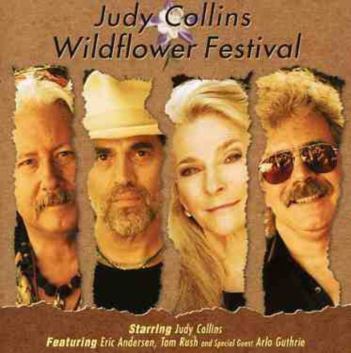 Judy Collins Wildflower Festiv Judy Collins Wildflower Festiv