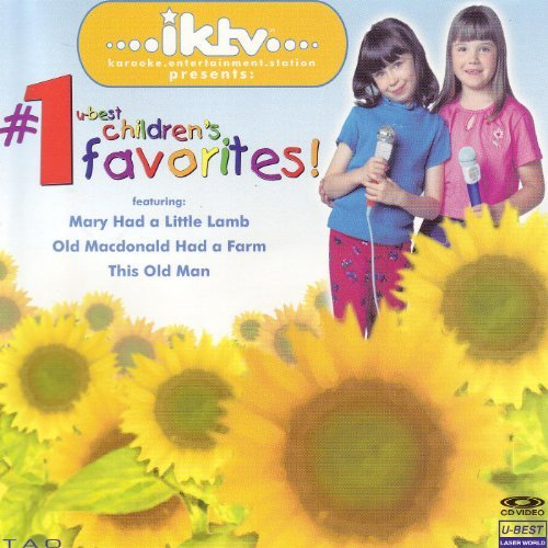 U Best Karaoke Children's #1 Favorites