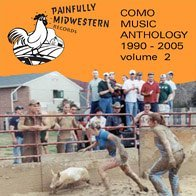 40 Irrepressible Bands From Co Vol. 2 Comomusic Anthology 199