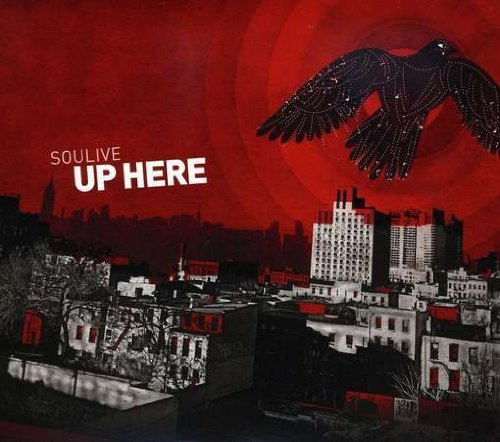 Soulive Up Here Incl. DVD