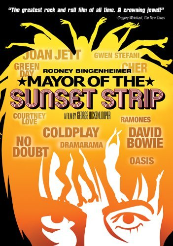 Mayor Of The Sunset Strip Mayor Of The Sunset Strip R