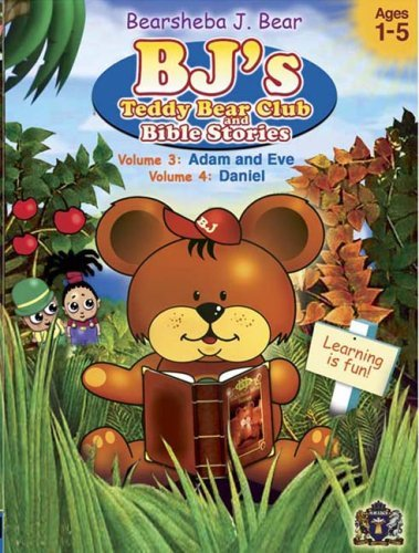 Bj's Teddy Bear Club & Bible S Vol. 3 4 Clr Nr