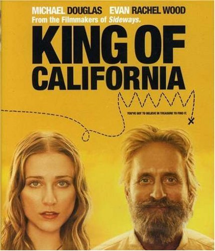 King Of California Douglas Wood Ws Hd DVD Pg13