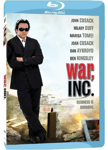War Inc. Cusack Duff Tomei Cusack Kings Blu Ray Ws R