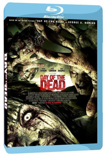 Day Of The Dead Cannon Suvari Rhames Ws Blu Ray R