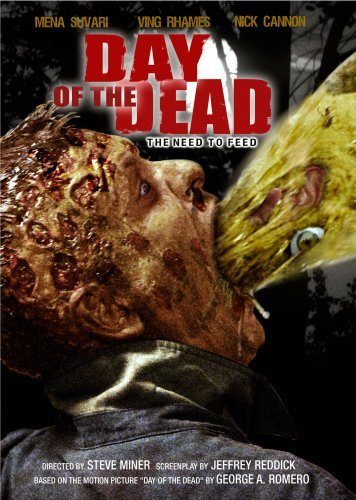 Day Of The Dead (2007) Cannon Suvari Rhames Ws Lenticular Keyart R