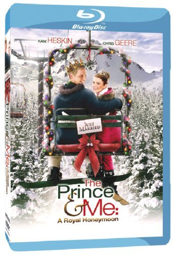 Prince & Me 3 A Royal Honeymo Heskin Geere Firth Rubin Blu Ray Ws Pg