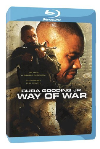 Way Of War Gooding Cuba Jr. Ws Blu Ray R