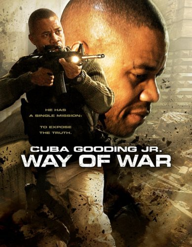 Way Of War Gooding Cuba Jr. R