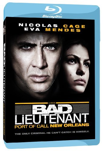 Bad Lieutenant Port Of Call N Cage Mendes Blu Ray Ws R