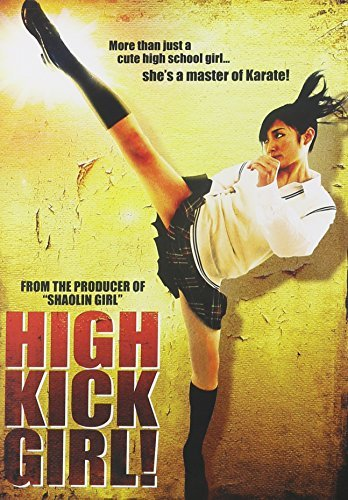 High Kick Girl Takeda Takahashi Amano Nr