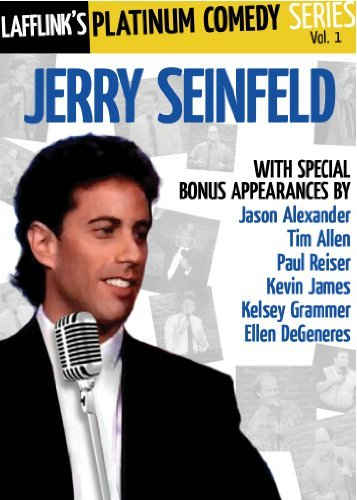 Lafflink Presents Platinum Co Vol. 1 Jerry Seinfeld Nr