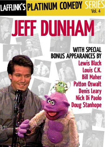 Lafflink Presents Platinum Co Vol. 4 Jeff Dunham Nr