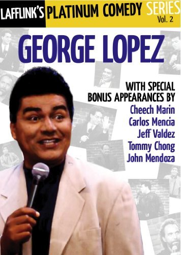 Lafflink Presents Platinum Co Vol. 2 George Lopez Nr
