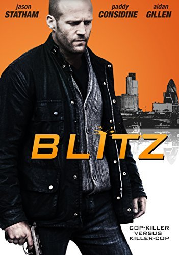 Blitz Statham Jason Ws R Incl. Digital Copy