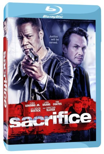 Sacrifice Gooding Jr. Slater Bostick Ws Blu Ray R