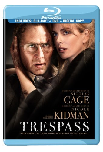 Trespass Cage Kidman Blu Ray Ws R Incl. DVD Dc