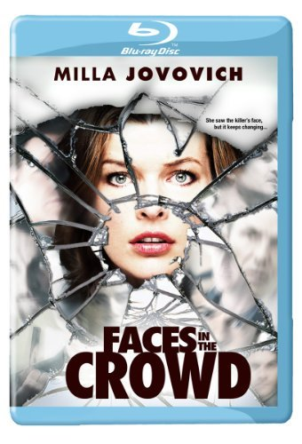Faces In The Crowd Jovovich Mcmahon Blu Ray Ws R