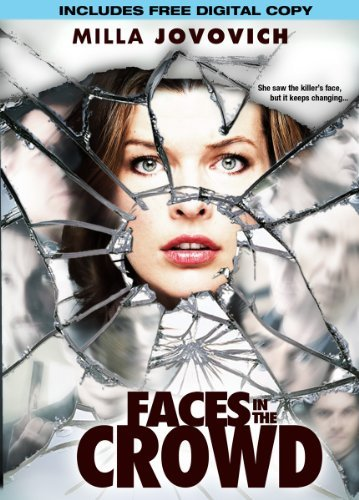 Faces In The Crowd Jovovich Mcmahon Ws R Incl. Digital Copy