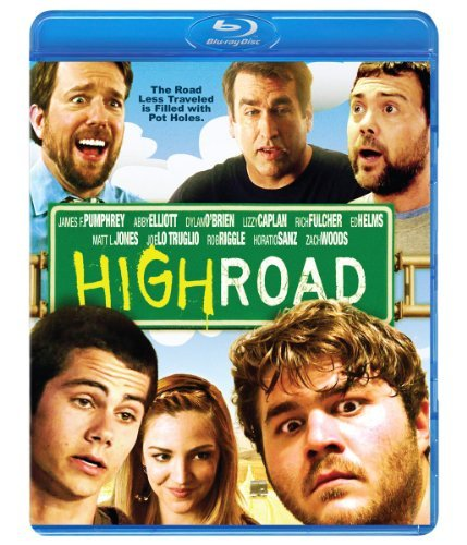 High Road Caplan Elliot Helms Blu Ray Ws R