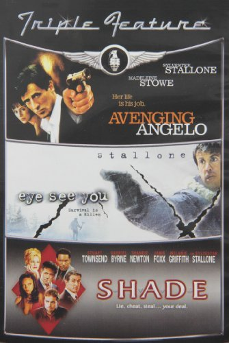 Eye See You Shade Avenging Ang Stallone Sylvester Nr 2 DVD