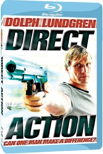 Direct Action Lundgren Dolph Blu Ray Ws R