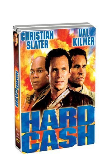 Hard Cash Slater Christian Steelbook R